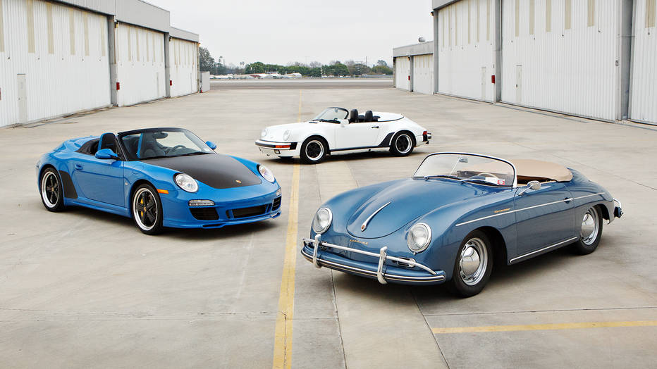 Jerry Seinfeld Is Now Selling 16 of His Collectible Porsches
