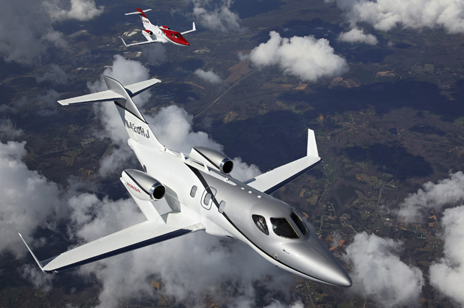 The $4.5 Million HondaJet is Coming to an Airport Near You