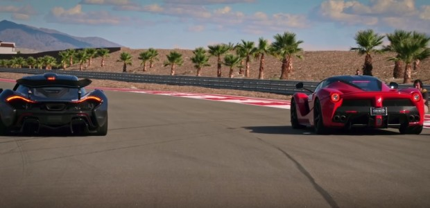 Guess Which Hypercar Just Won The Hyper 5 Track Race To End All