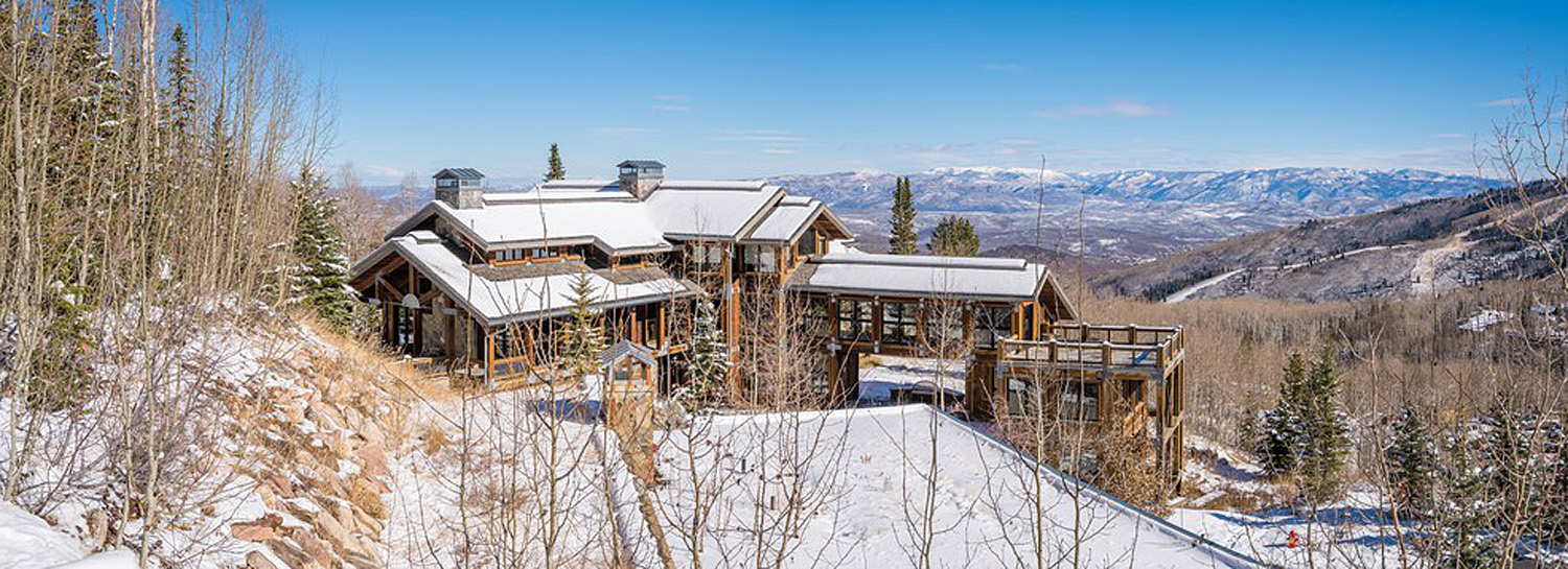 Buy This Stunning $16 Million Park City Chalet Where Justin Bieber Just Vacationed