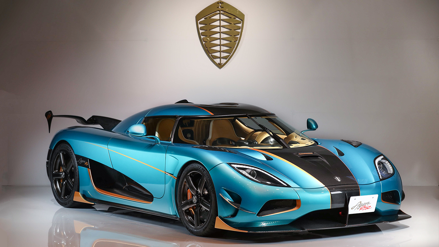 1-of-3 Koenigsegg Agera RSR is Just for the Japanese