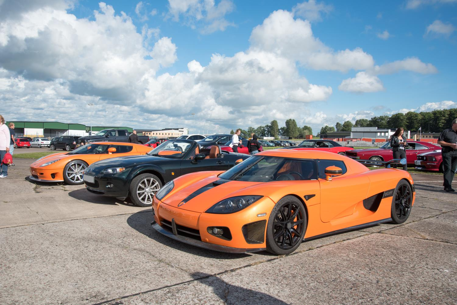 Here's What the Staff at Koenigsegg Drive