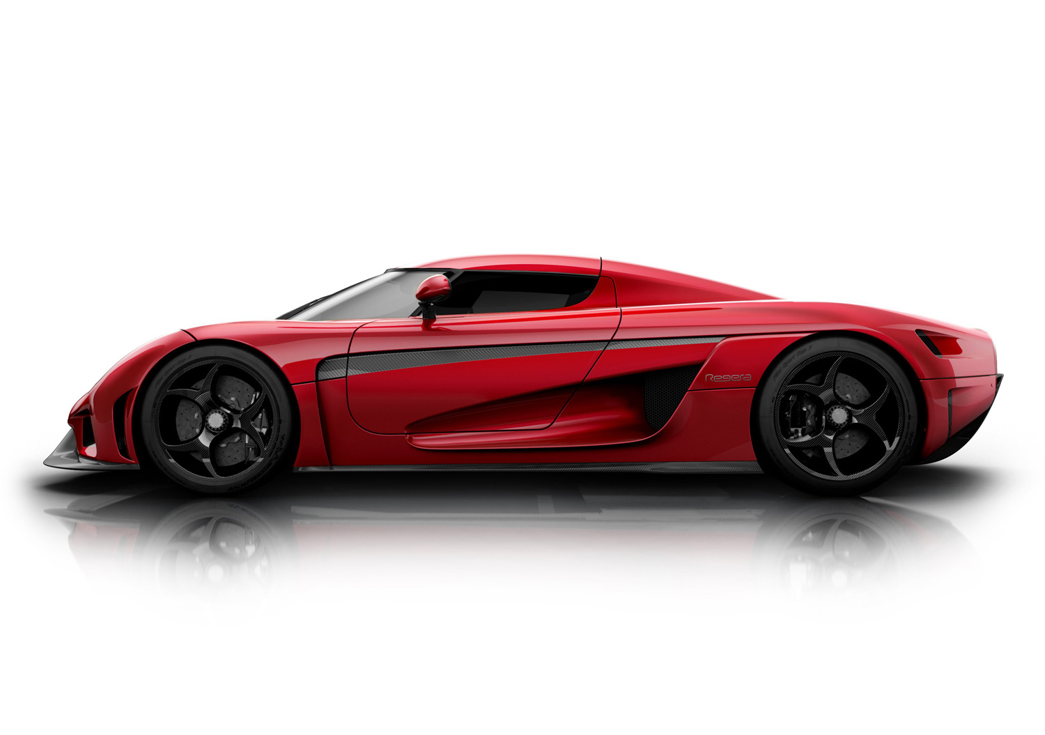 The Koenigsegg Regera is a Crazy 1,500-Plus HP Hybrid Megacar