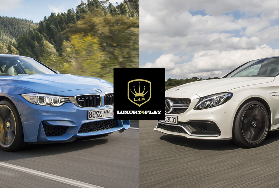 Would You Rather: Mercedes-AMG C63 or BMW M3