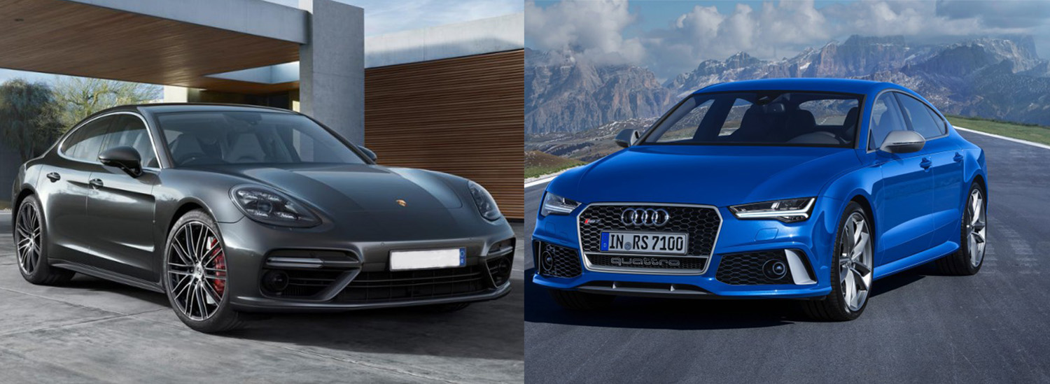 Would You Rather: Porsche Panamera Turbo or Audi RS 7