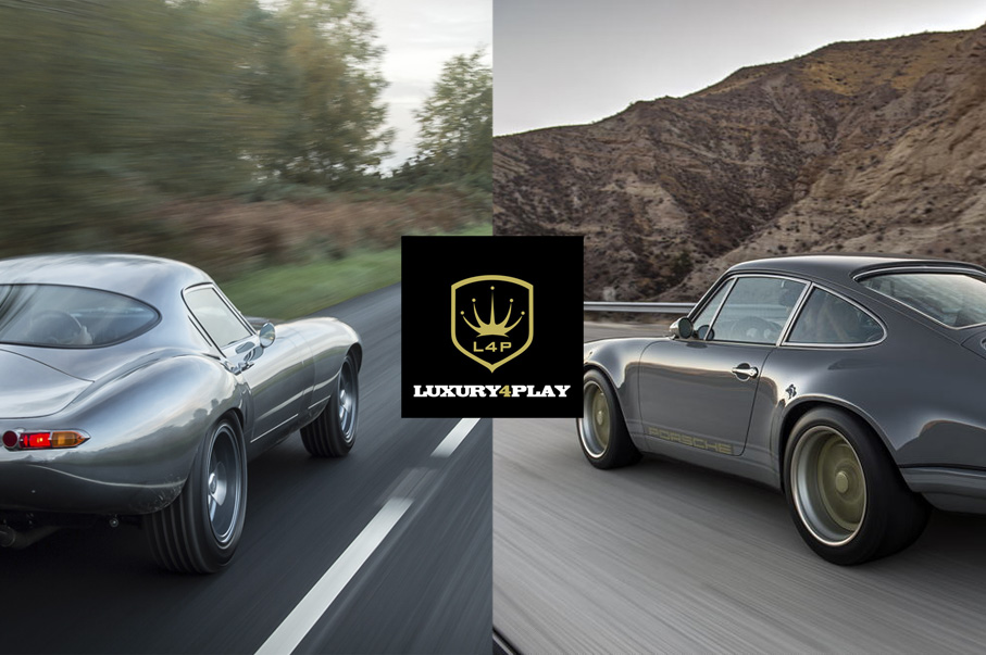 Would You Rather: Porsche 911 by Singer OR Eagle Low Drag GT?