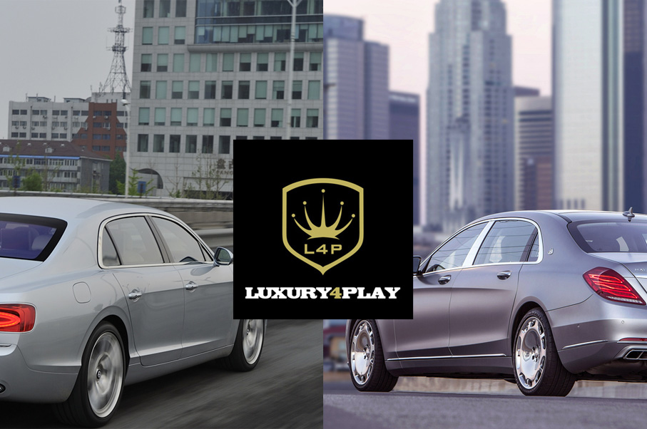 Would You Rather Have a Mercedes-Maybach S600 OR Bentley Flying Spur?