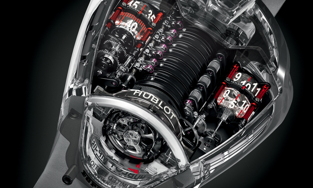 This Ferrari LaFerrari Inspired Superwatch Costs More Than Many Supercars