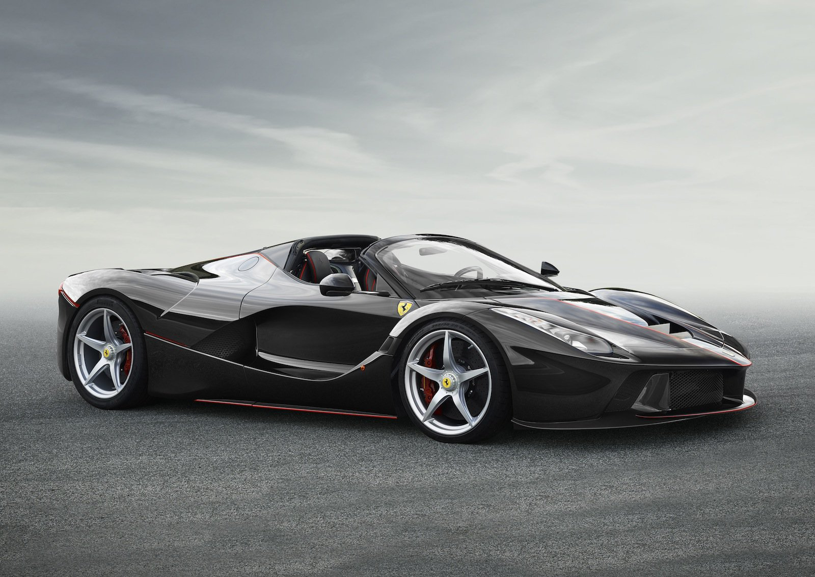 The LaFerrari Convertible Was Just Revealed And Itu0027s Already Sold Out