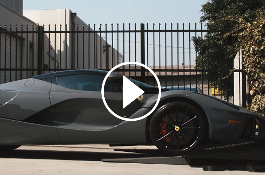 Here's Why This One-Of-A-Kind Ferrari LaFerrari Might Be The Most Unique Ever