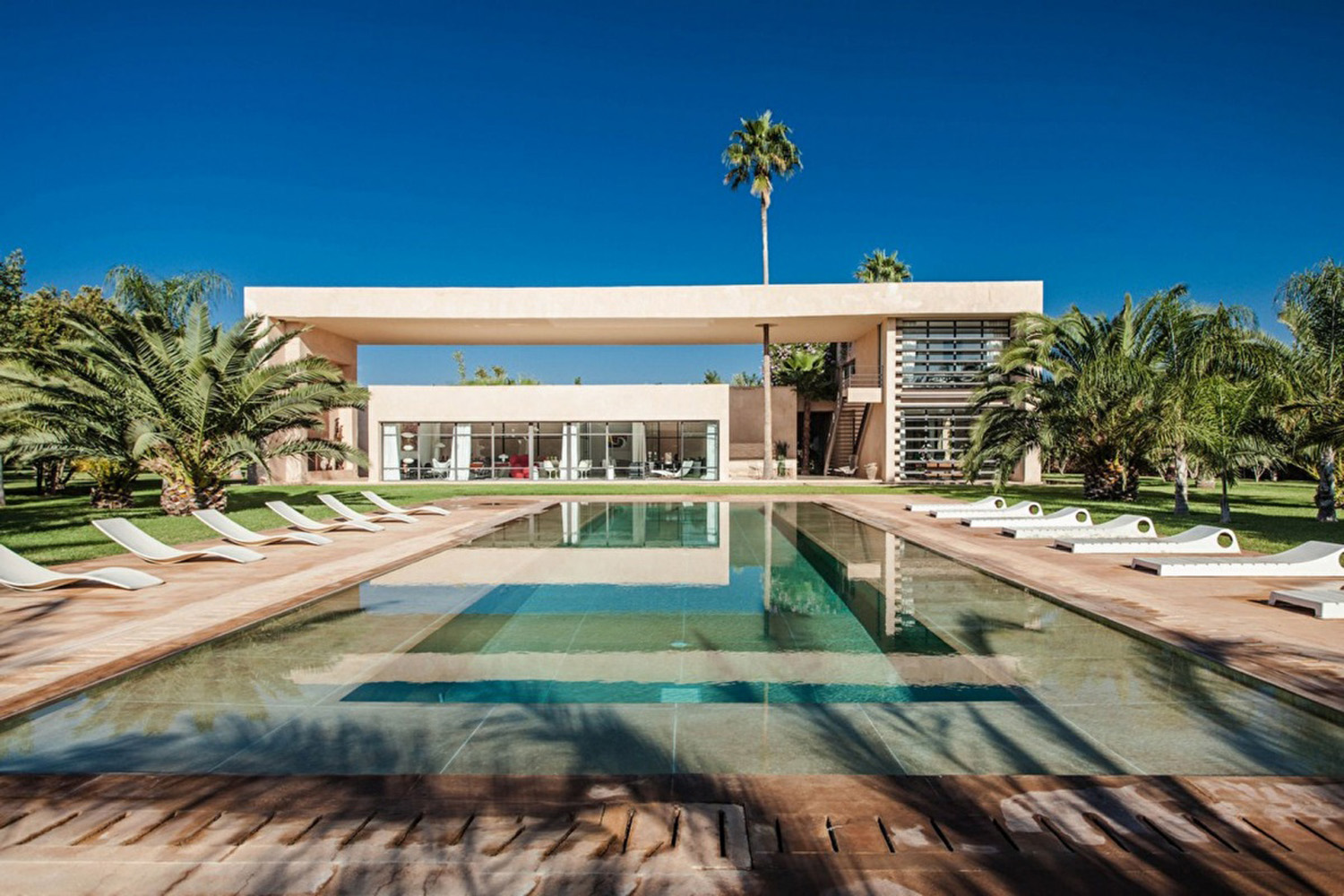 The Luxury Moroccan Villa Featured in James Bond Spectre is Up for Sale—And it's Beautiful