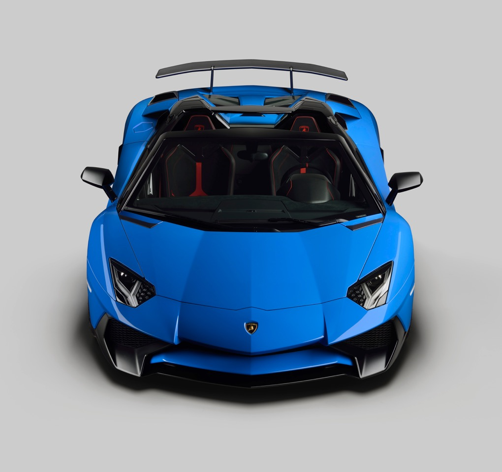 Lamborghini Trademarks a New Badge for the Aventador