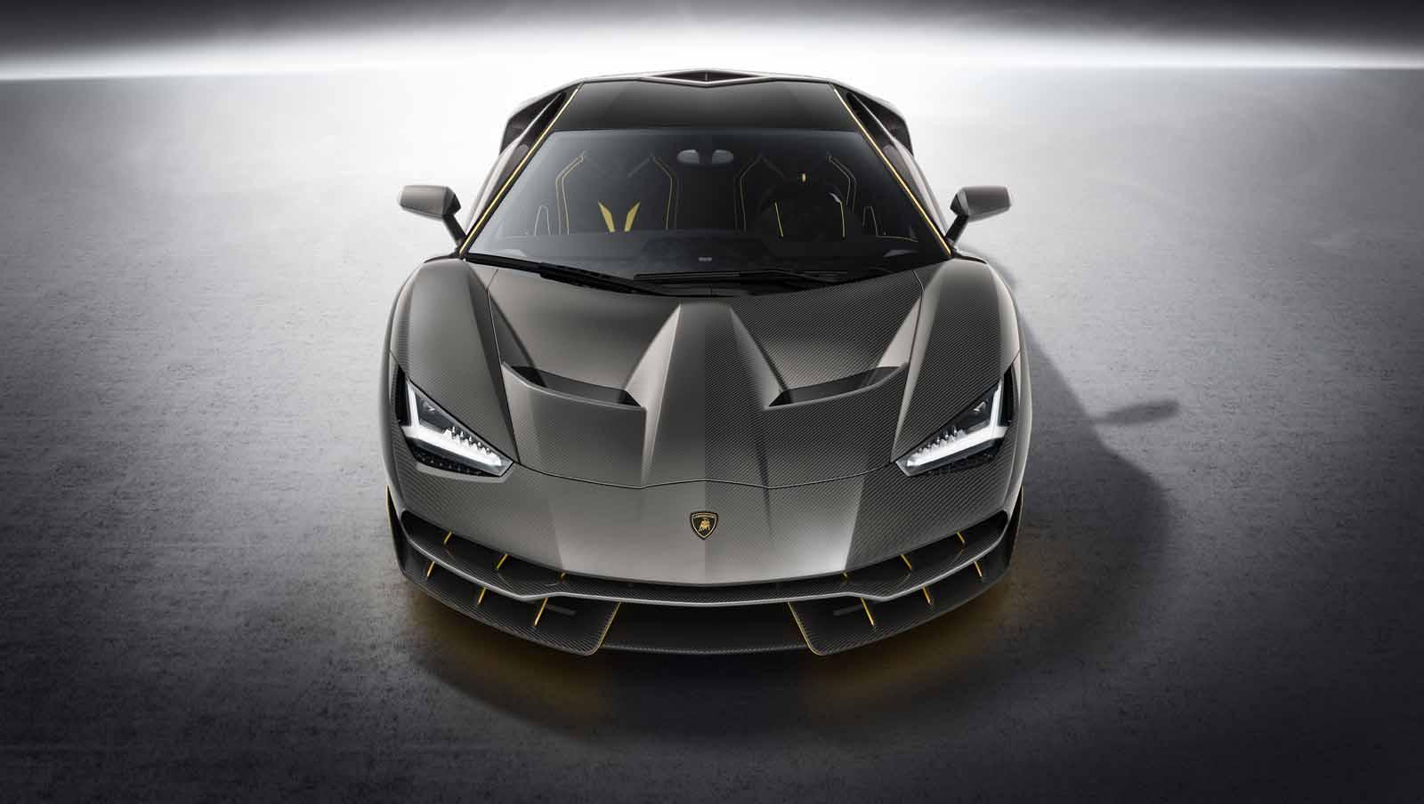 Lamborghini Centenario Roadster Set to Debut This Week