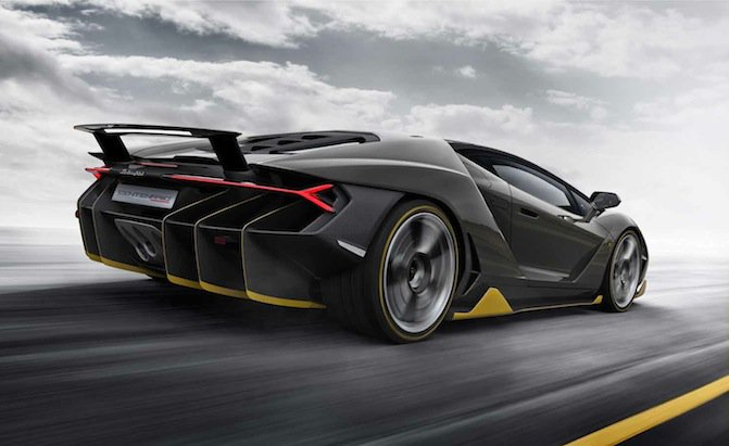 Lamborghini Has Some Major Carbon Fiber Developments Coming…