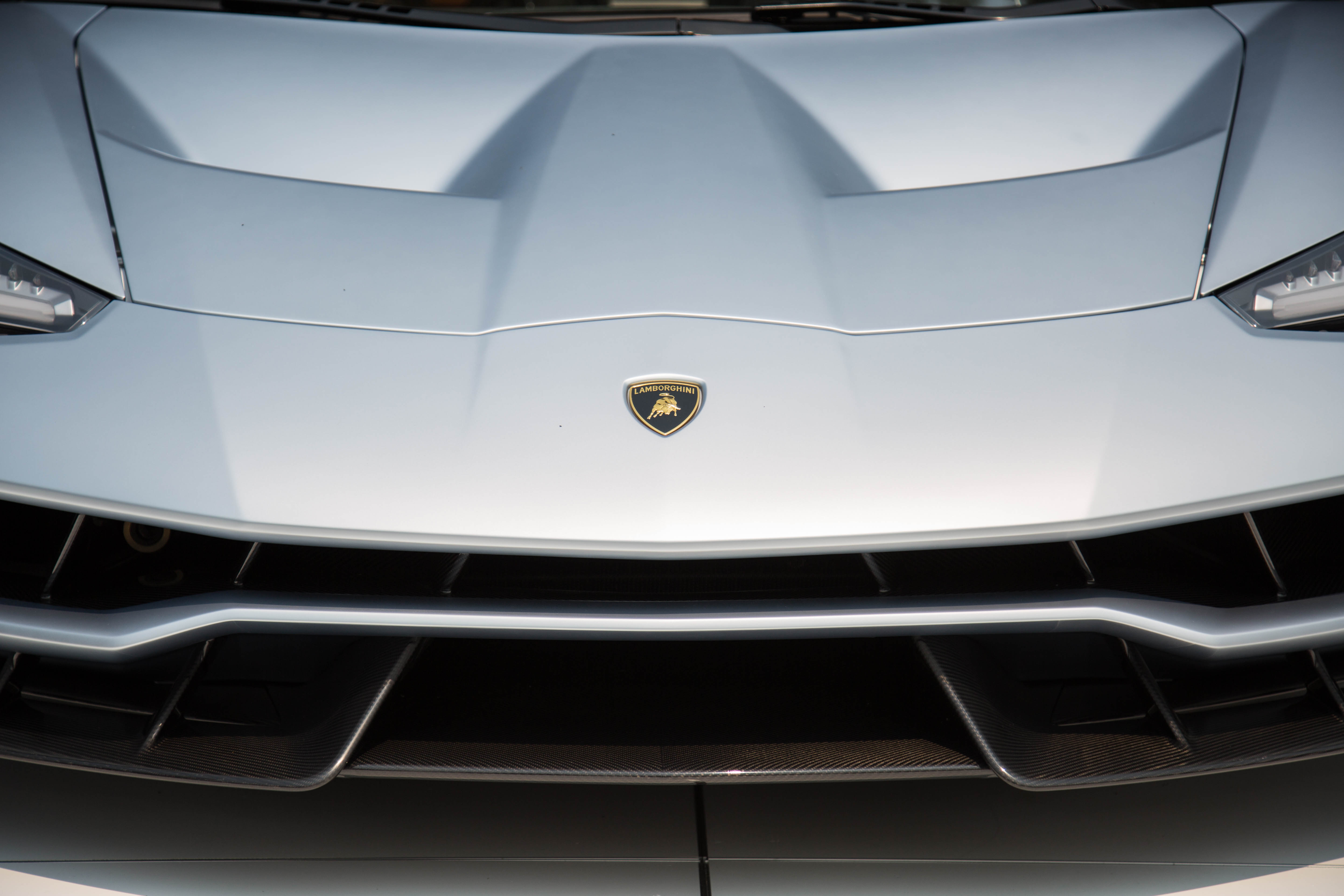 $2.26 Million Lamborghini Centenario Roadster Soaks Up The Sun At Pebble Beach