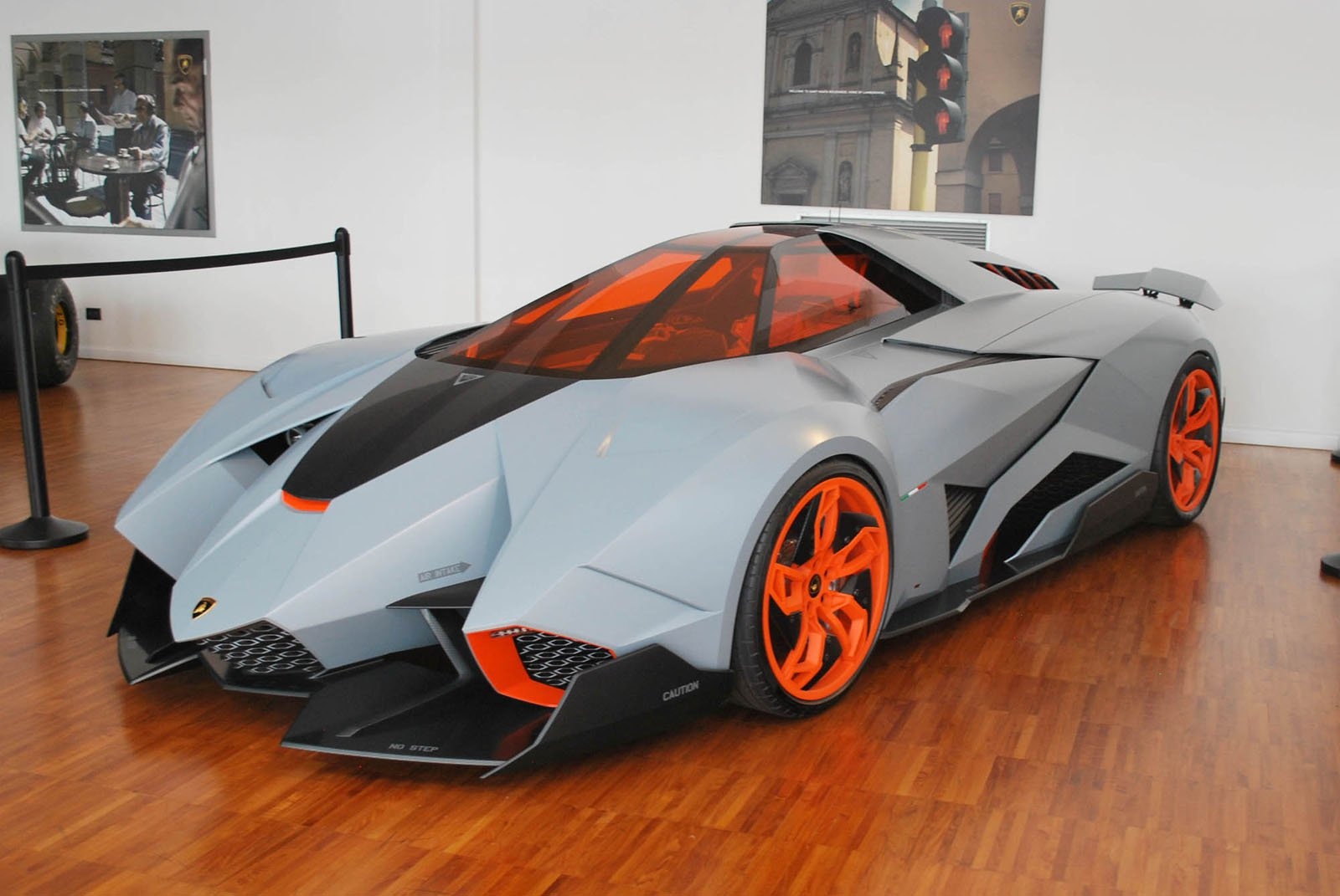 Why The Lamborghini Egoista Really Is The Most Selfish Car In The
