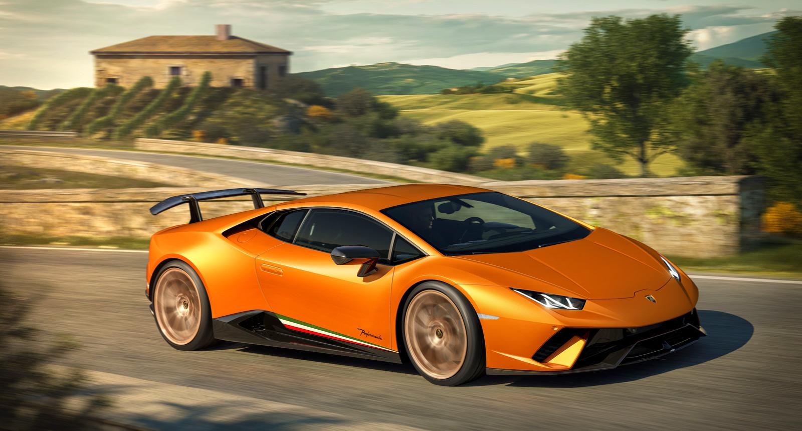Lamborghini's Official Position is Vaffanculo