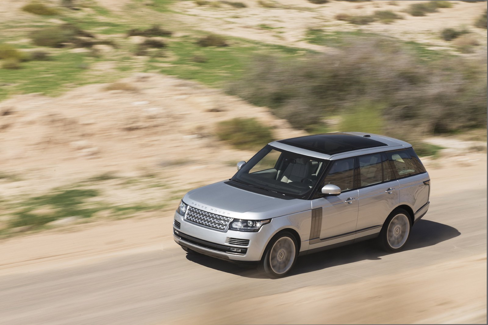 A Luxury Diesel? 2016 Land Rover Range Rover Td6 Review
