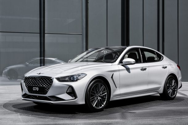 A Performance-spec G70 for the Genesis Brand?