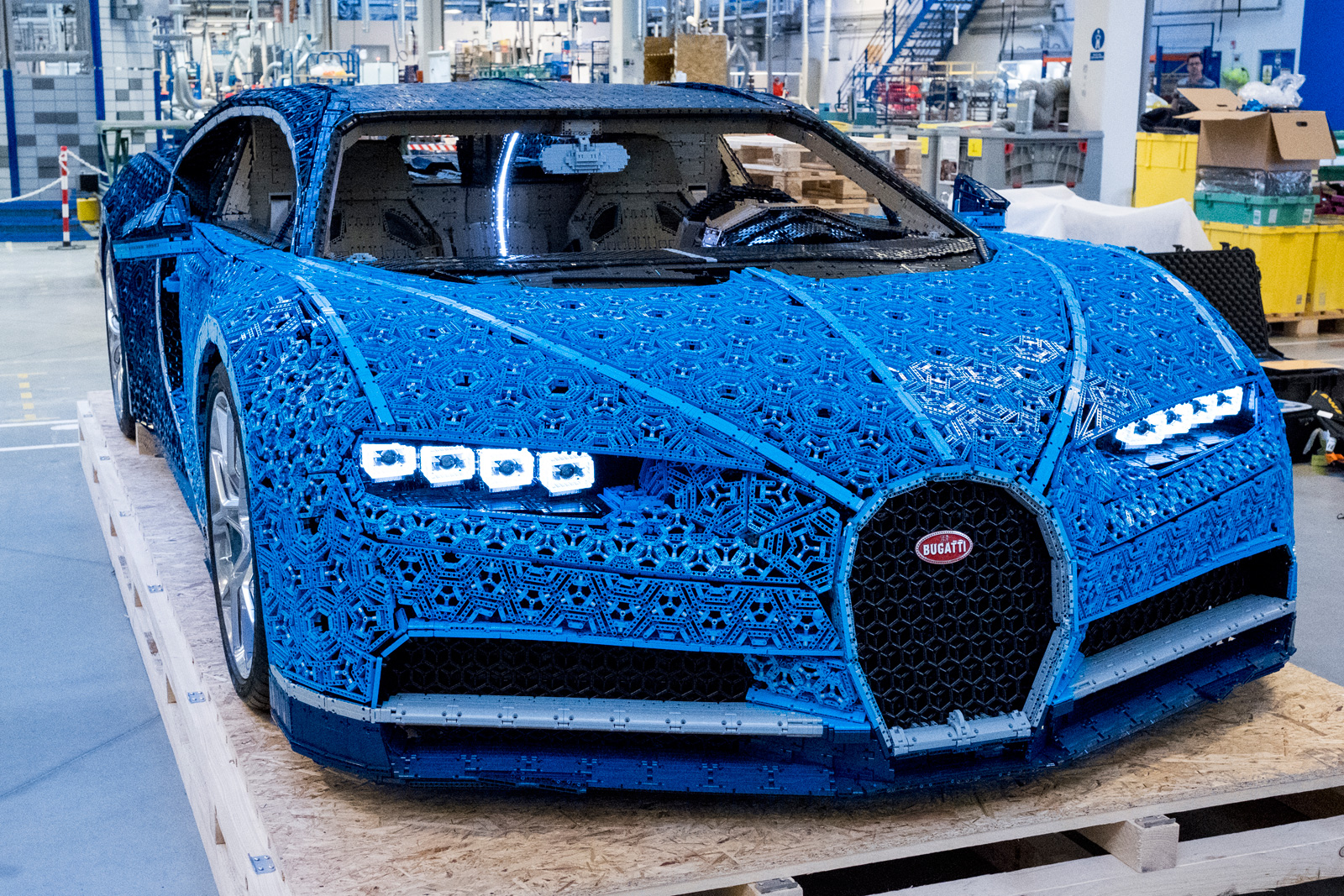 Report: Bugatti Considering All Electric Model, Chiron SS