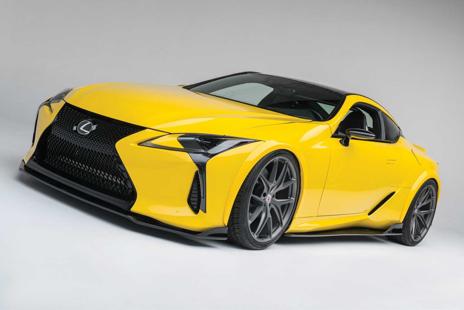 World's First Tuned Lexus LC 500 Debuts
