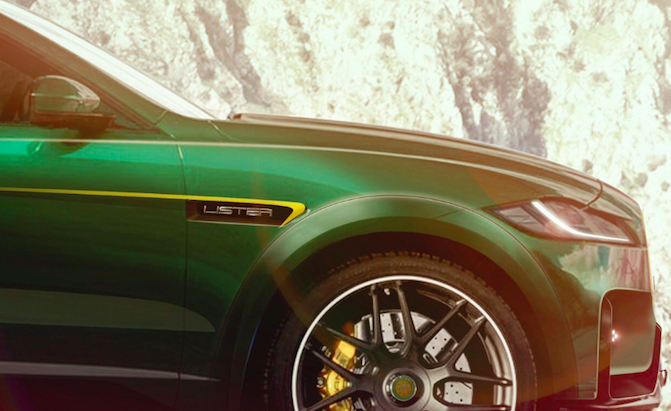 Tuning Company to Turn Jaguar F-Pace SVR Into World's Fastest SUV