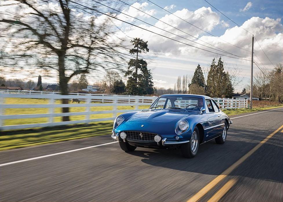 The Top 5 Cars at Tomorrow's Amelia Island Car Auction