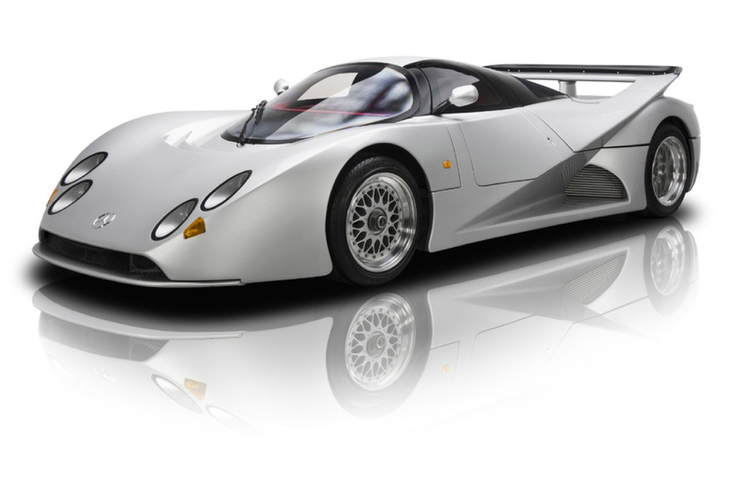 The World's Most Exclusive Mercedes Supercar is for Sale