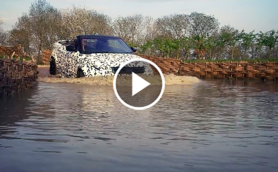 You've Never Seen A Land Rover Like This Before