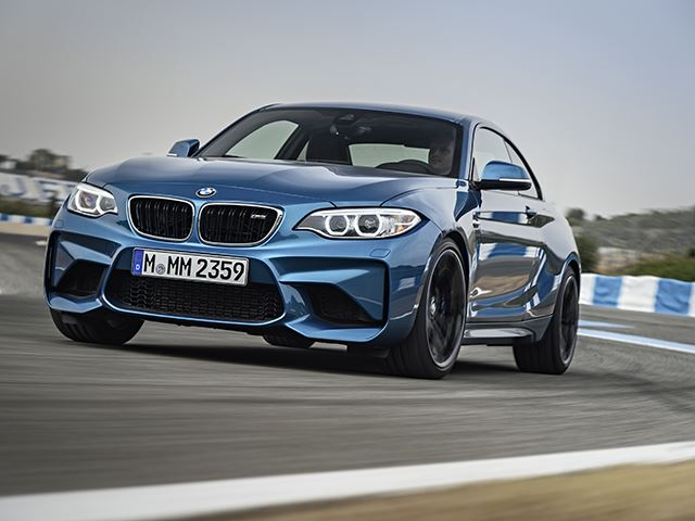 How Awesome is This New BMW M2 Muscle Coupe?