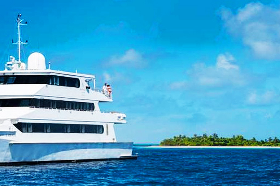This Private Cruise in the Maldives is the Most Luxurious Way to Escape Winter