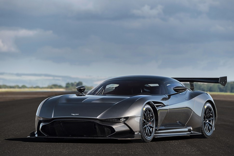 This 800+ HP Aston Martin Hypercar Is So Extreme It Was Inspired by A Bomber