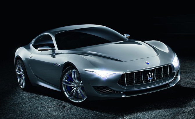 All-Electric Maserati Alfieri Coming In 2020, Automaker Says