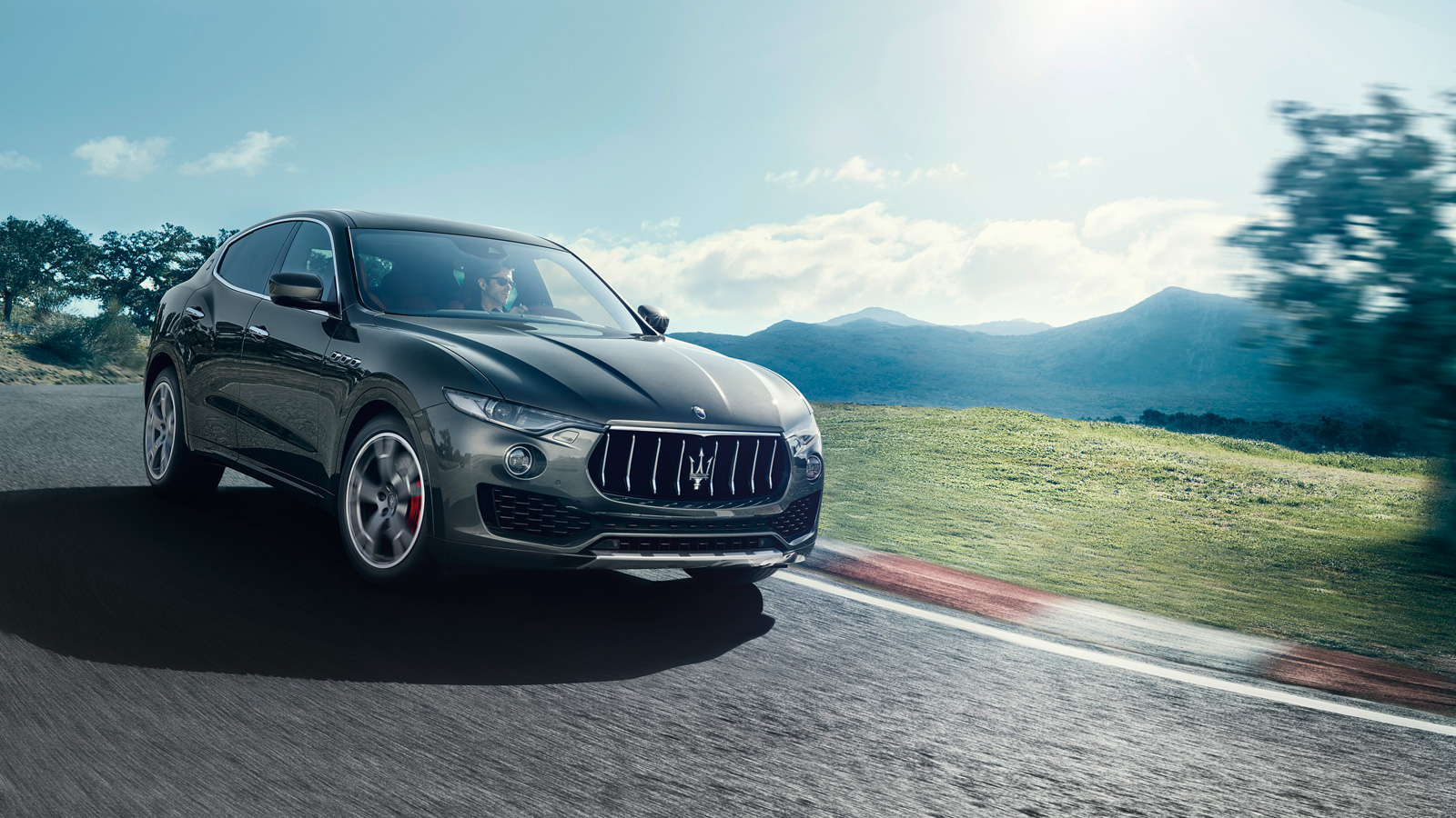 A Second Maserati SUV is in the Works