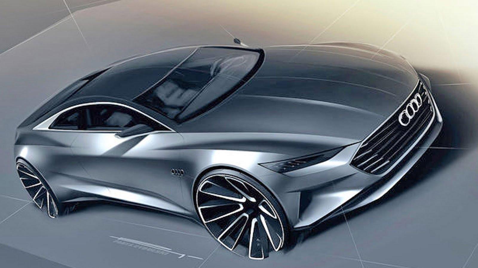 Audi A9 e-tron Wants to Kill Tesla by 2020 - Luxury4Play.com