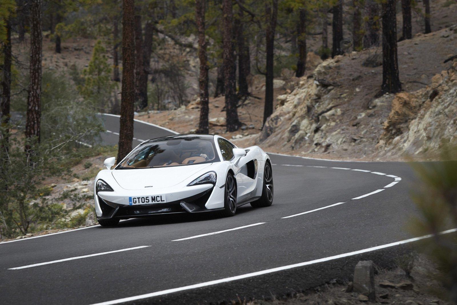 McLaren 570GT Makes US Debut Next Week