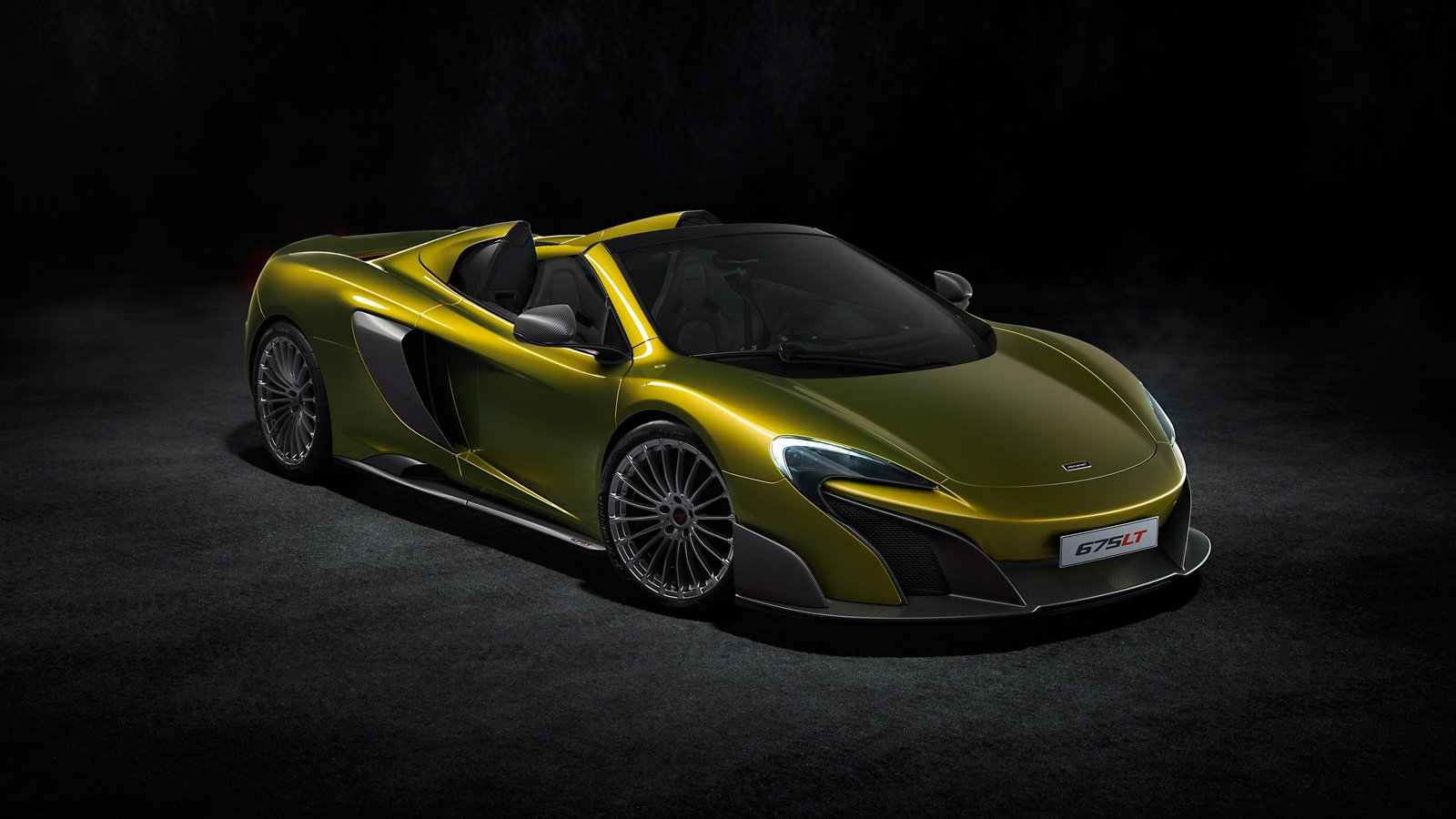 The McLaren 675LT Spider is Already Sold Out—Here's Why Everyone Wants One