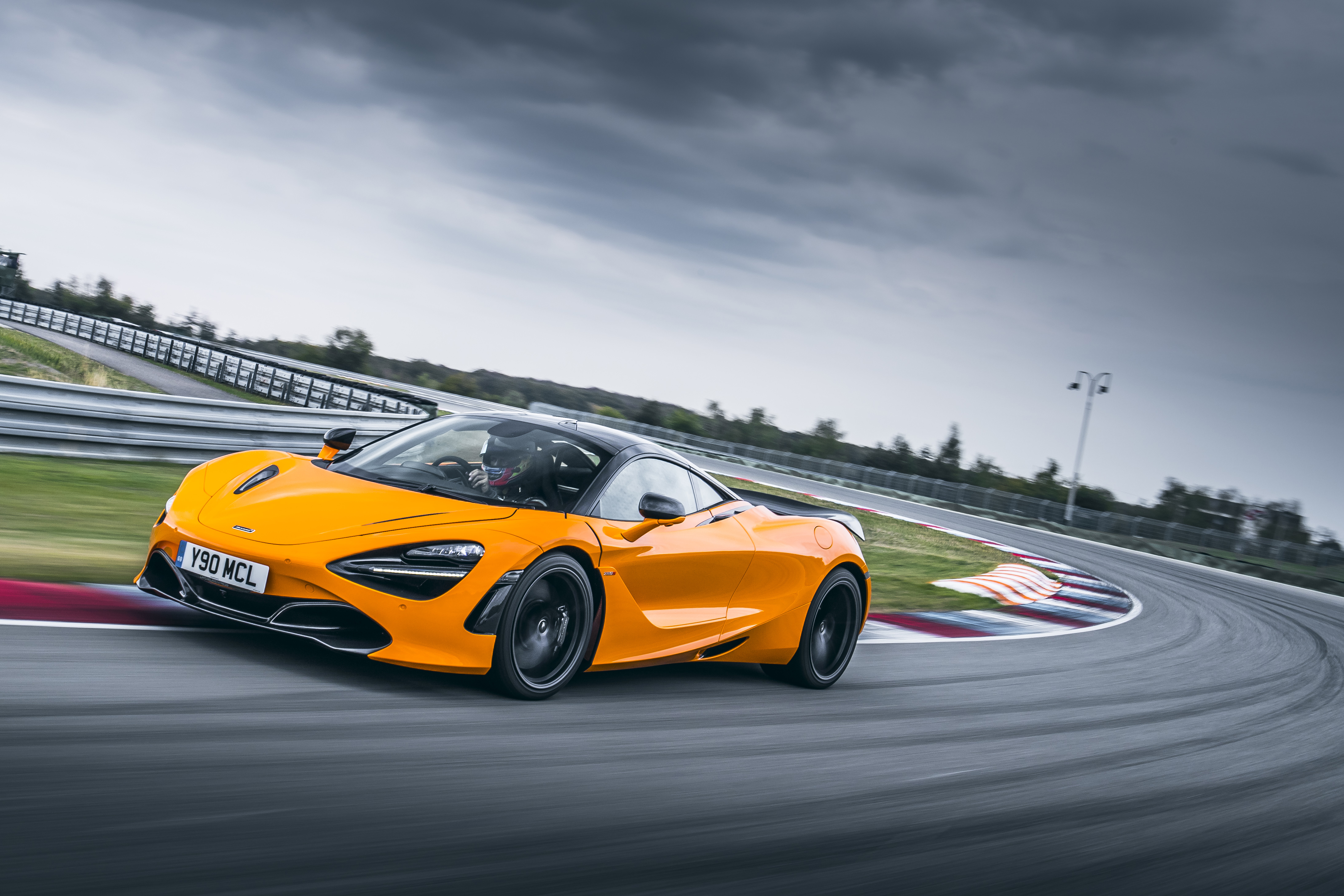McLaren 720S Track Pack Makes the Supercar Lighter and Sharper
