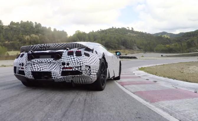 Dorifto, McLaren, Dorifto!