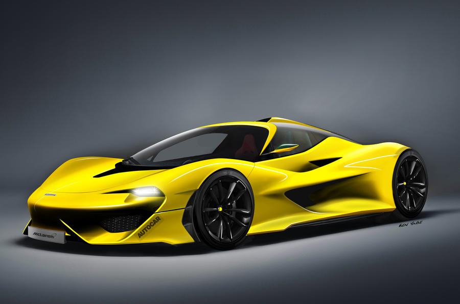 The 'Hyper GT' is a Phoenix Rising From the Ashes of McLaren's Formidable F1
