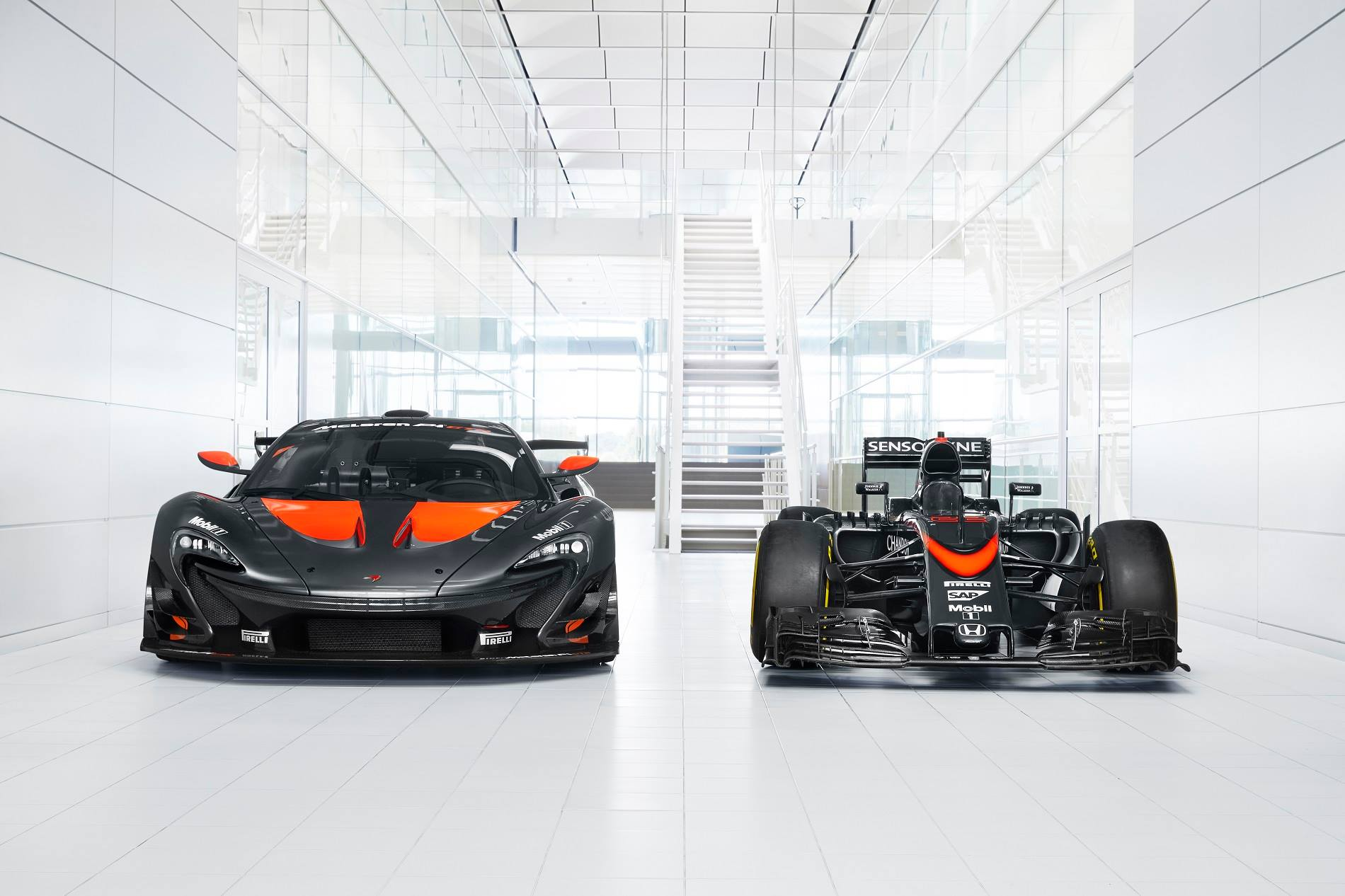 McLaren Refutes Reports of Apple Talks, Possible Takeover