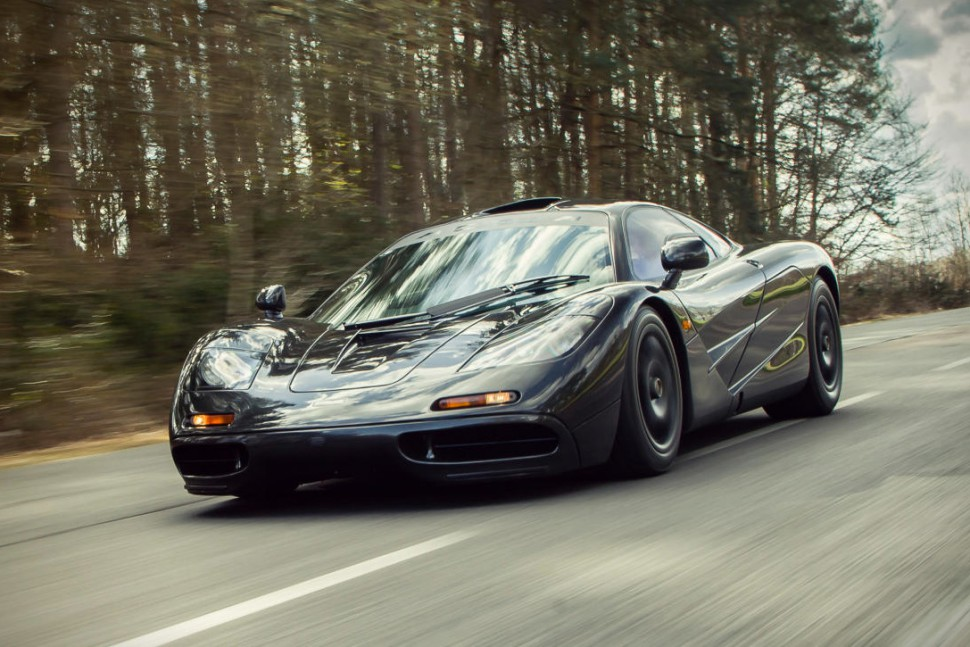 McLaren Special Operations Has Old V12s It Just Lends To People