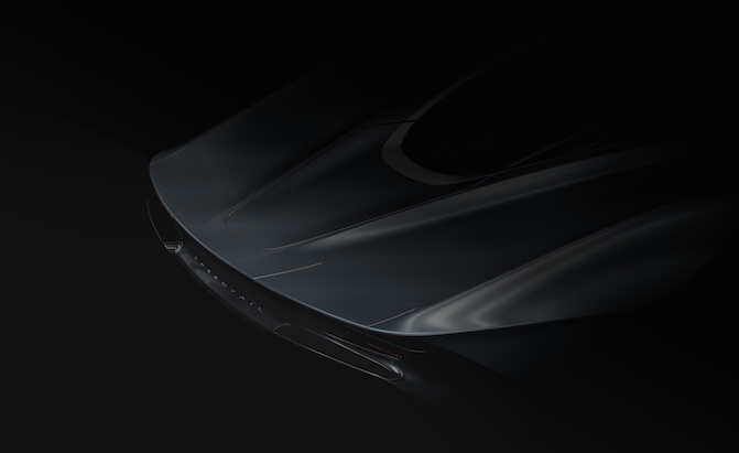 McLaren Speedtail Shows us its Speedtail