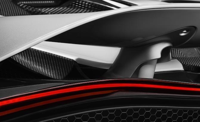 McLaren Teases New Carbon Fiber-Happy Supercar