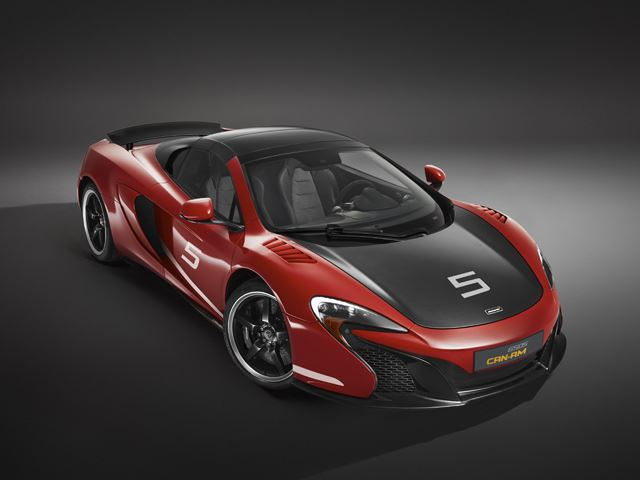 Here's Why McLaren Will Only Make 50 of This New Special Edition Supercar
