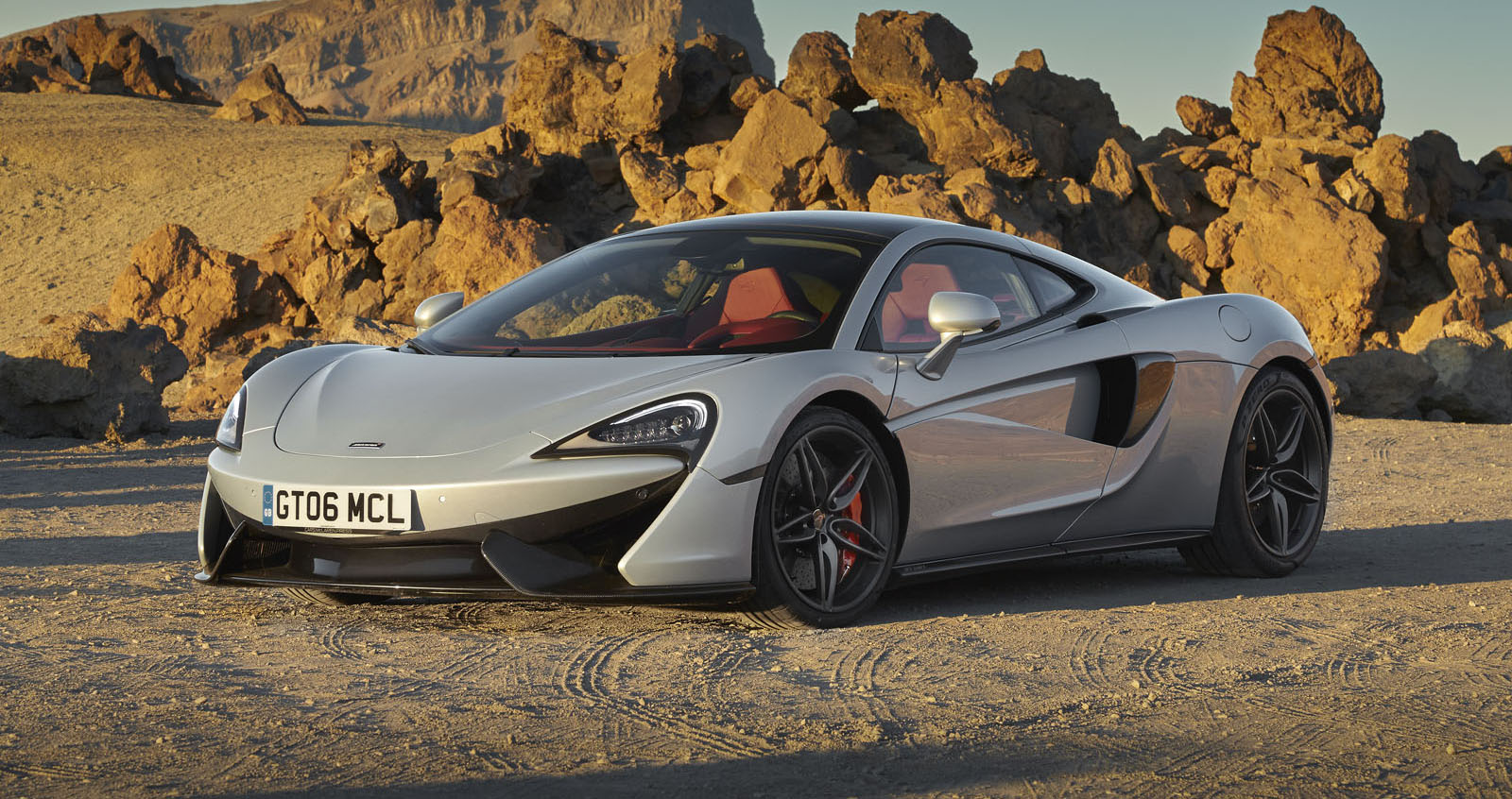The 2017 McLaren 570GT Is Anything But Soft: Full Review