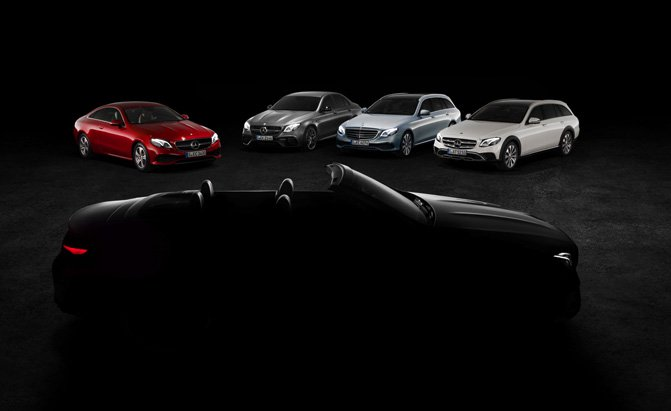 Mercedes Will Complete the New E-Class Family in March