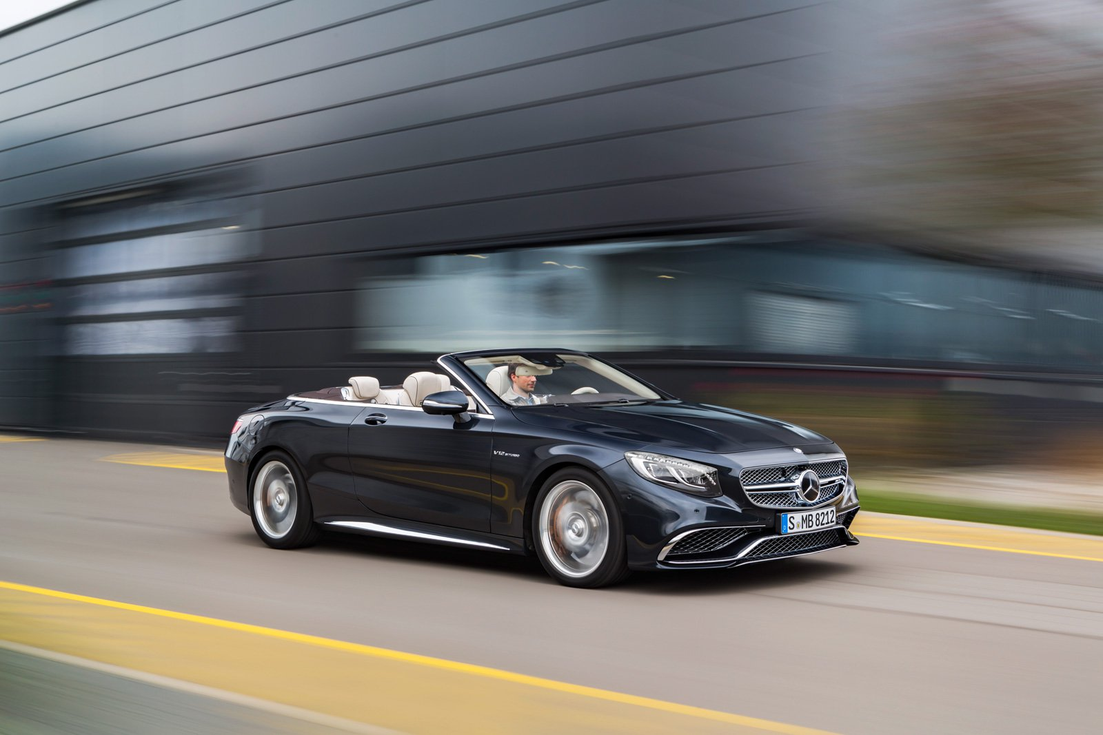 Five Things You Need To Know About The Mercedes-AMG S65 Cabrio