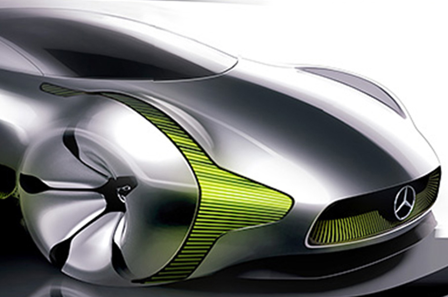 This Shape-Shifting Mercedes-Benz Concept is Next Level Awesome