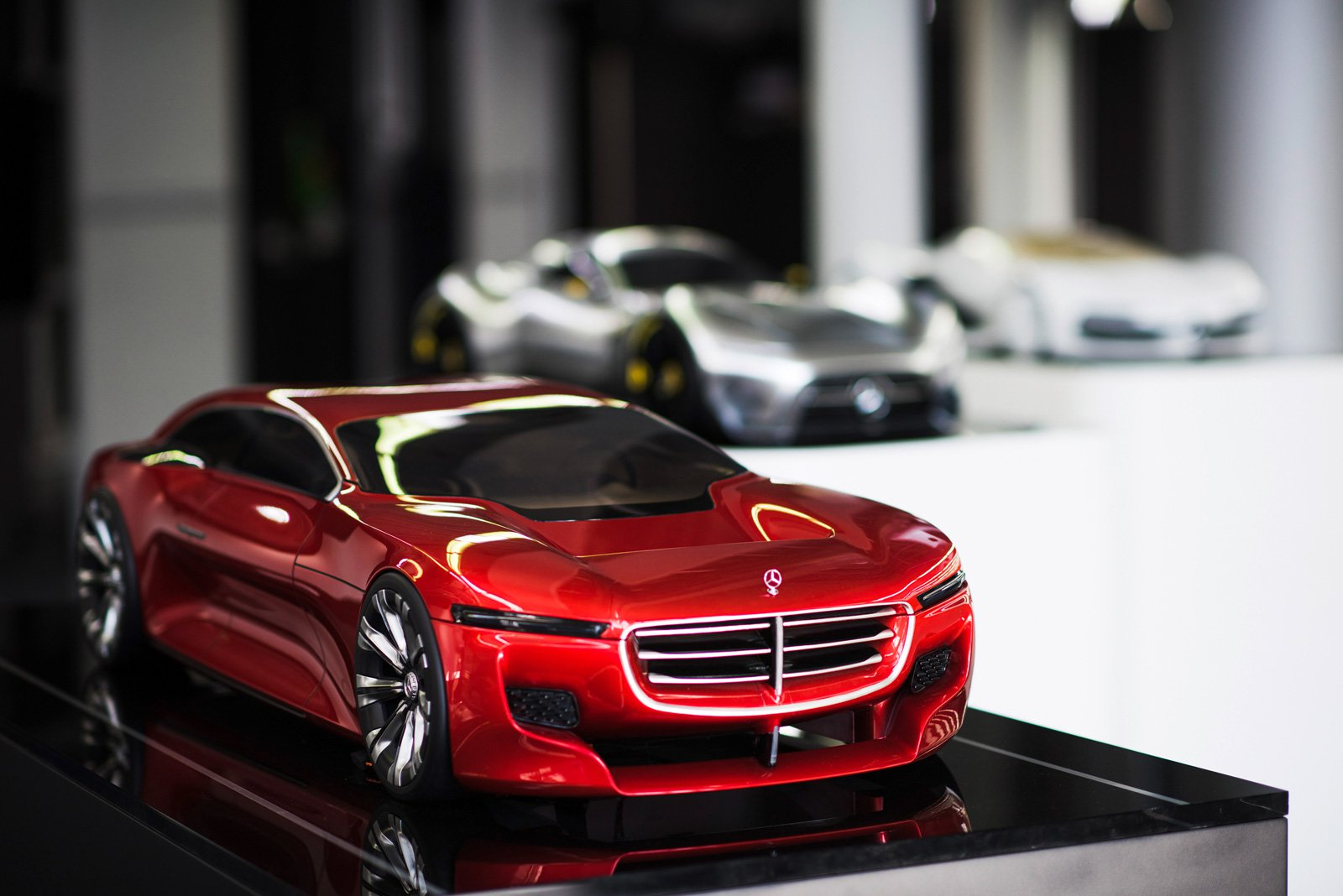 These Magnificient Mercedes Concepts Confuse and Delight